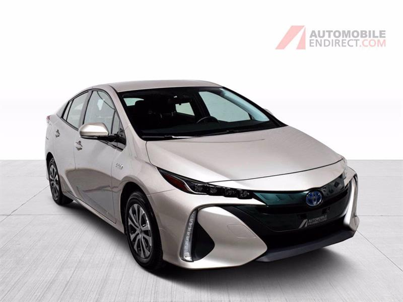 Toyota Prius Prime 2019 Prime Hybride A/C Mags GPS Siè