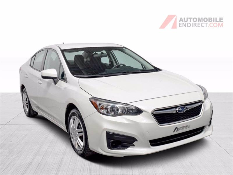 Subaru Impreza 2017 Convenience  AWD Manuelle A/C