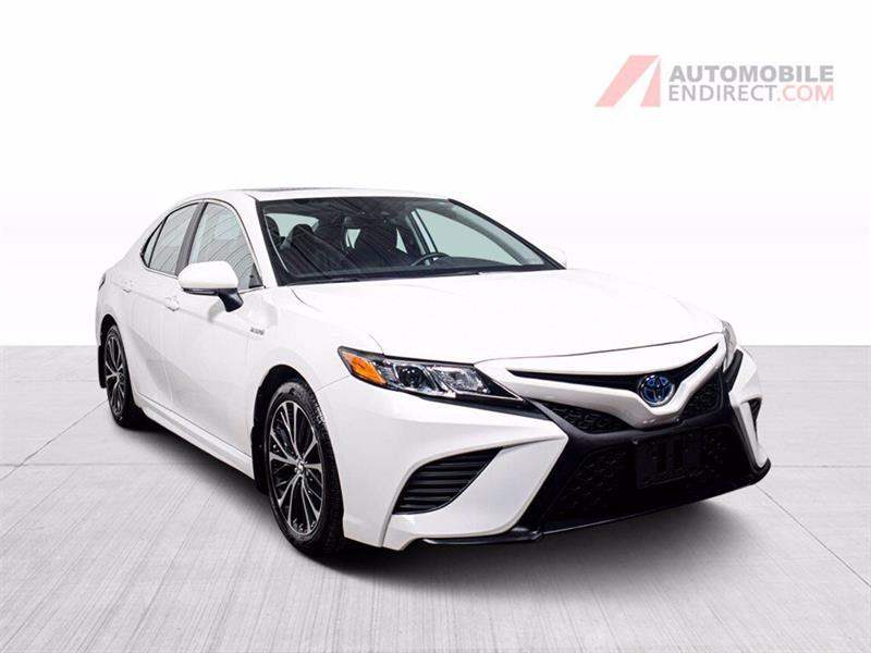 Toyota Camry 2020 SE Hybrid A/C Mags Cuir Toit S