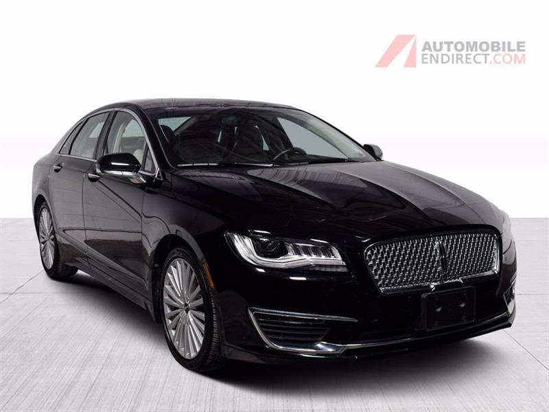 Lincoln MKZ 2017 Reserve AWD 2.0T Cuir Toit Pan