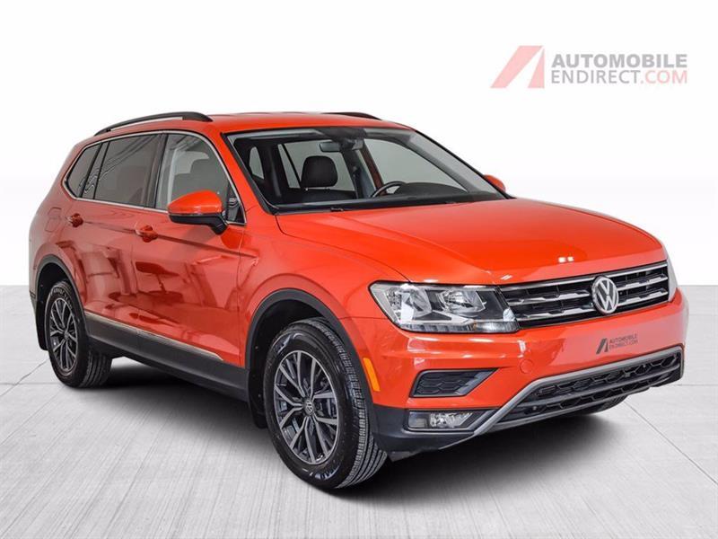 Volkswagen Tiguan 2020 Comfortline 4Motion Cuir Siège