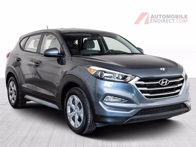 Hyundai Tucson 2017 AWD A/C Sièges Chauffants Camé