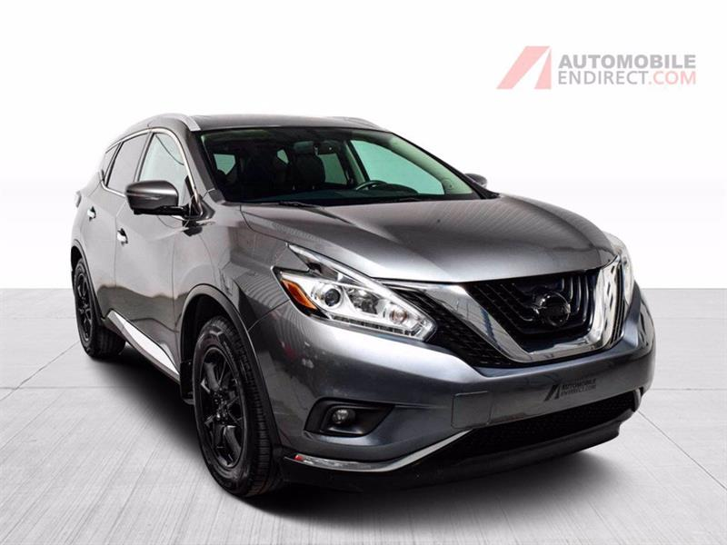 Nissan Murano 2015 Platinum AWD A/C Mags Cuir Toi