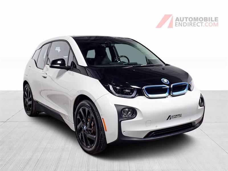 BMW i3 2017 Tera World Électrique Cuir GPS