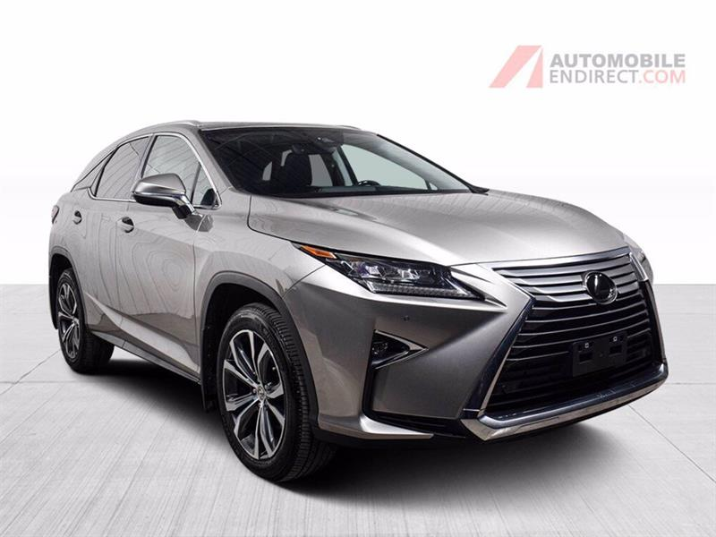 Lexus RX 2017 RX350 Luxury AWD Cuir Toit GPS