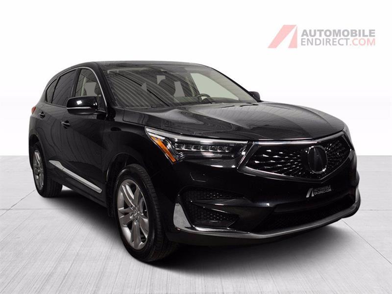 Acura RDX 2020 Platinum Elite AWD Cuir Toit P