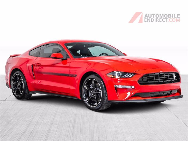 Ford Mustang 2021 GT CALIFORNIA SPECIAL 6 VITESS