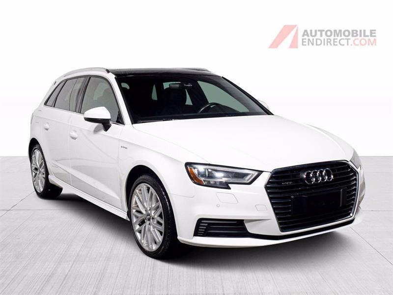Audi e-tron 2017 E-Tron Technik Cuir Toit GPS S