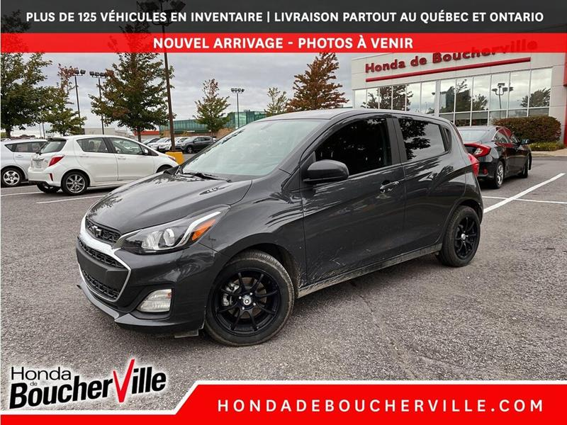 Chevrolet Spark 2021 LS AUTOMATIQUE, AIR CLIMATISÉ,