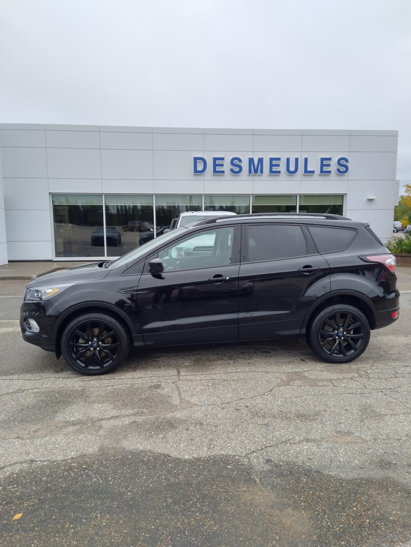 Ford Escape 2018 AWD