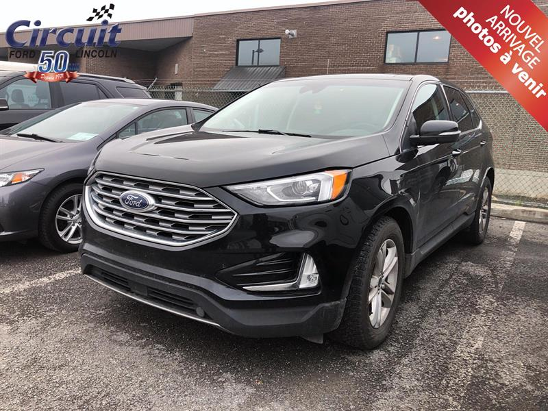 Ford Edge 2019 SEL AWD, 2.0L, Volant, Sieges,