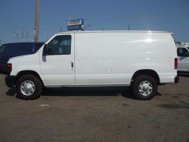 Ford E250 Cargo Van 2011