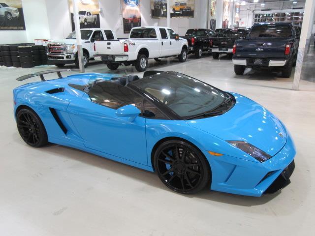 Lamborghini Gallardo 2013 LP560-4 SPYDER #A5716