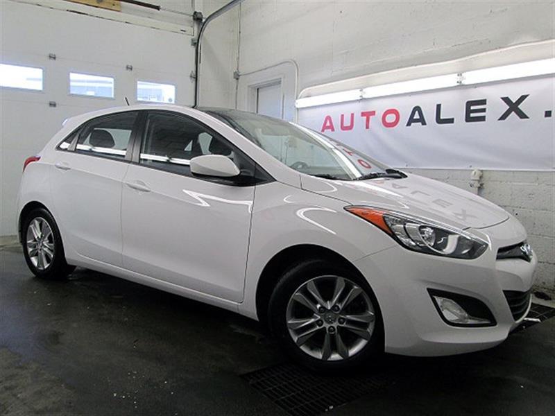 Hyundai Elantra Gt 2013