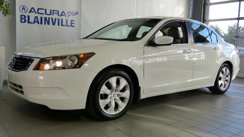 Honda Accord Sedan 2009