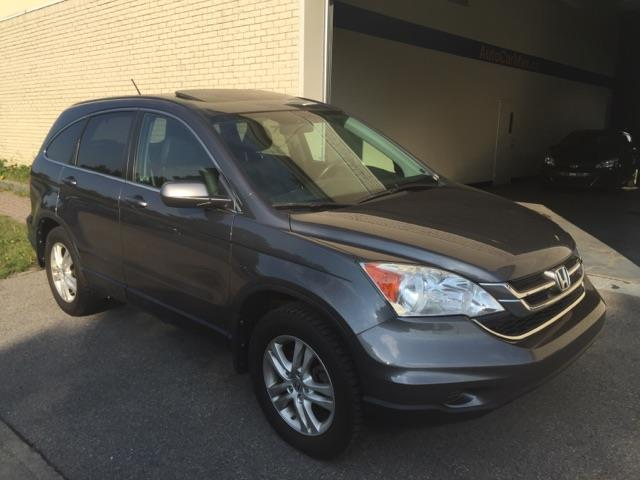 Honda Cr-v 4WD 5dr EX-L 2011 Black automatic of 73 000 km