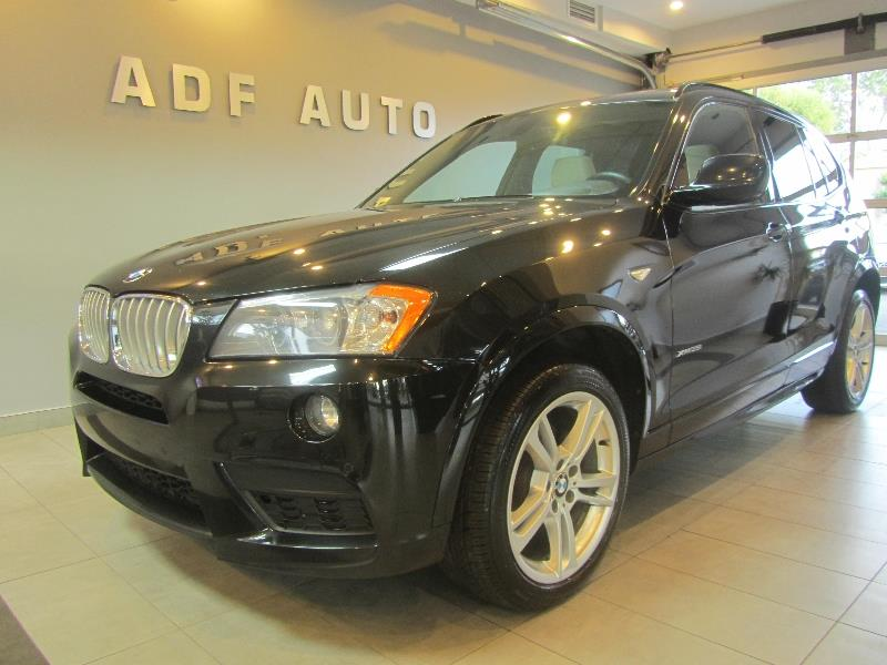BMW X3 2013 35i XDRIVE M SPORT PACKAGE #4121