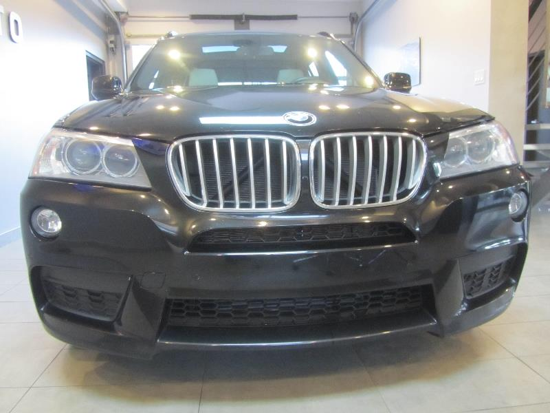 BMW X3 2013 35i XDRIVE M SPORT PACKAGE #ADF4121