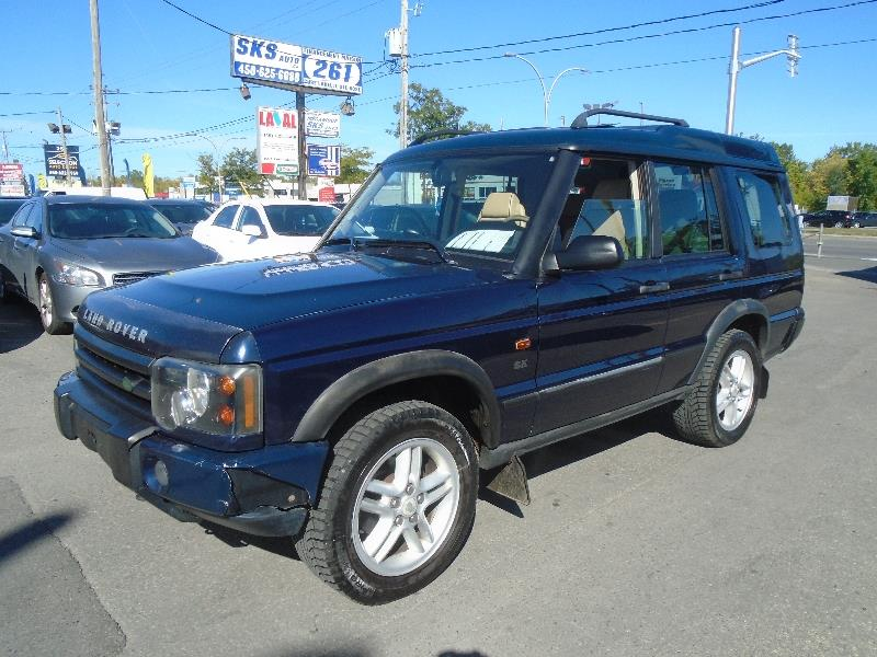 Land Rover Discovery II 2003