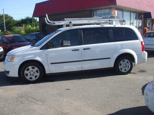 Dodge Grand Caravan C-V 2008
