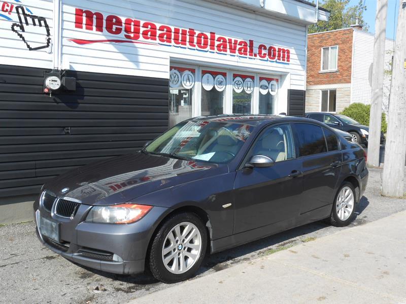 BMW 3 Series 2008 4dr Sdn 323i RWD