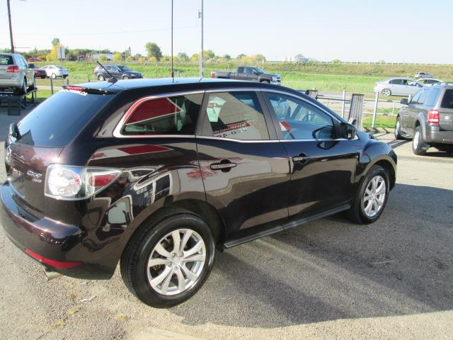 2011 mazda cx-7 awd,grp Élect, cont volant, belle couleur used for