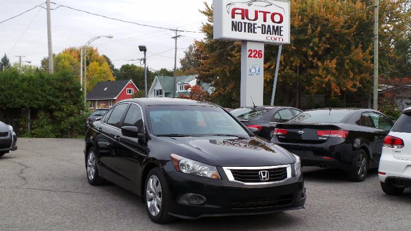 Honda Accord Sedan 2010