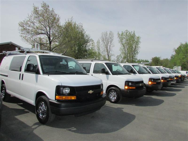 chevrolet express 3500 allong nacelle boom isol diesel duramax impe 2007 occasion vendre. Black Bedroom Furniture Sets. Home Design Ideas