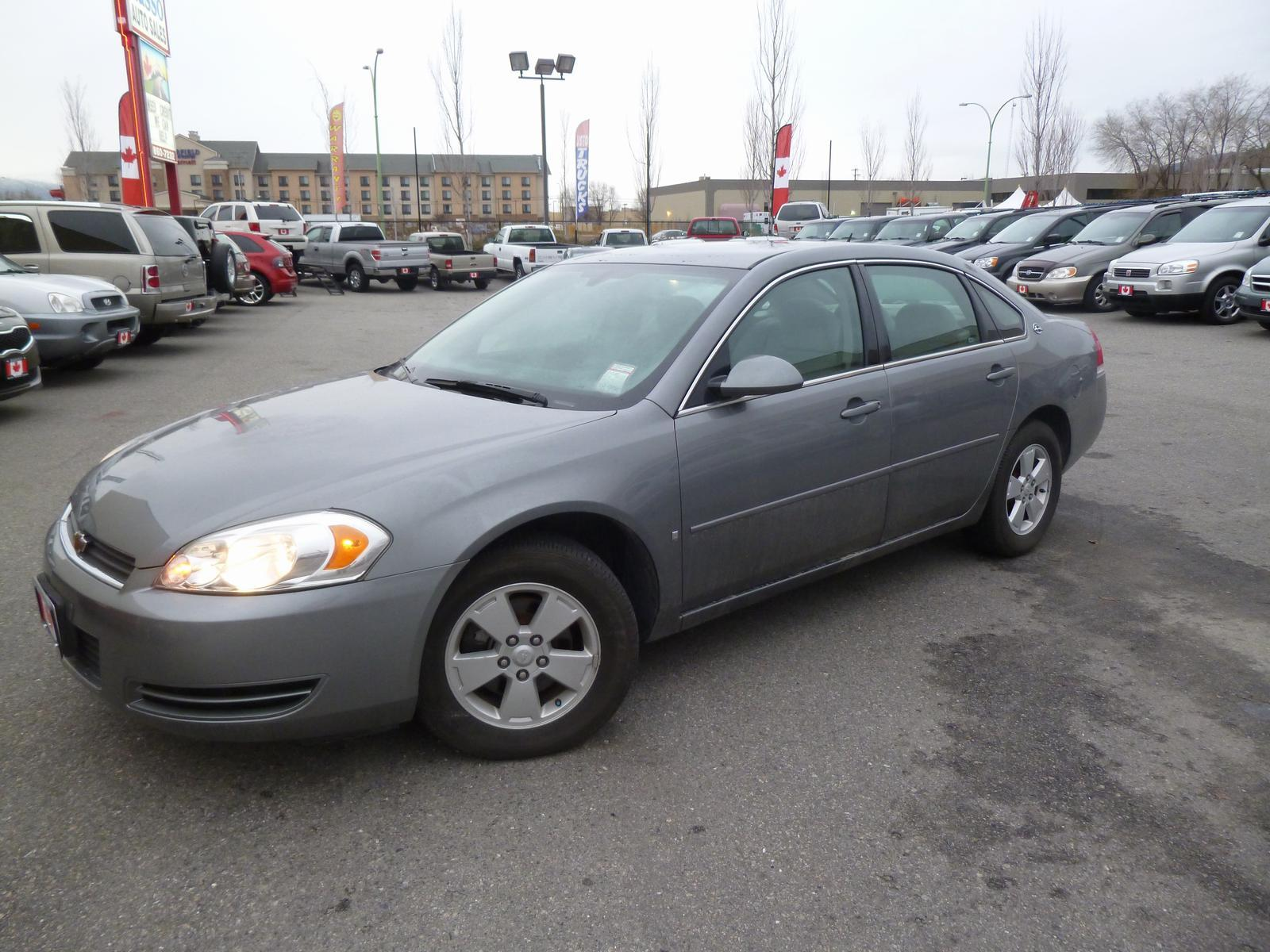 2006 Chevrolet Impala LT ONLY 130 KMS #3128