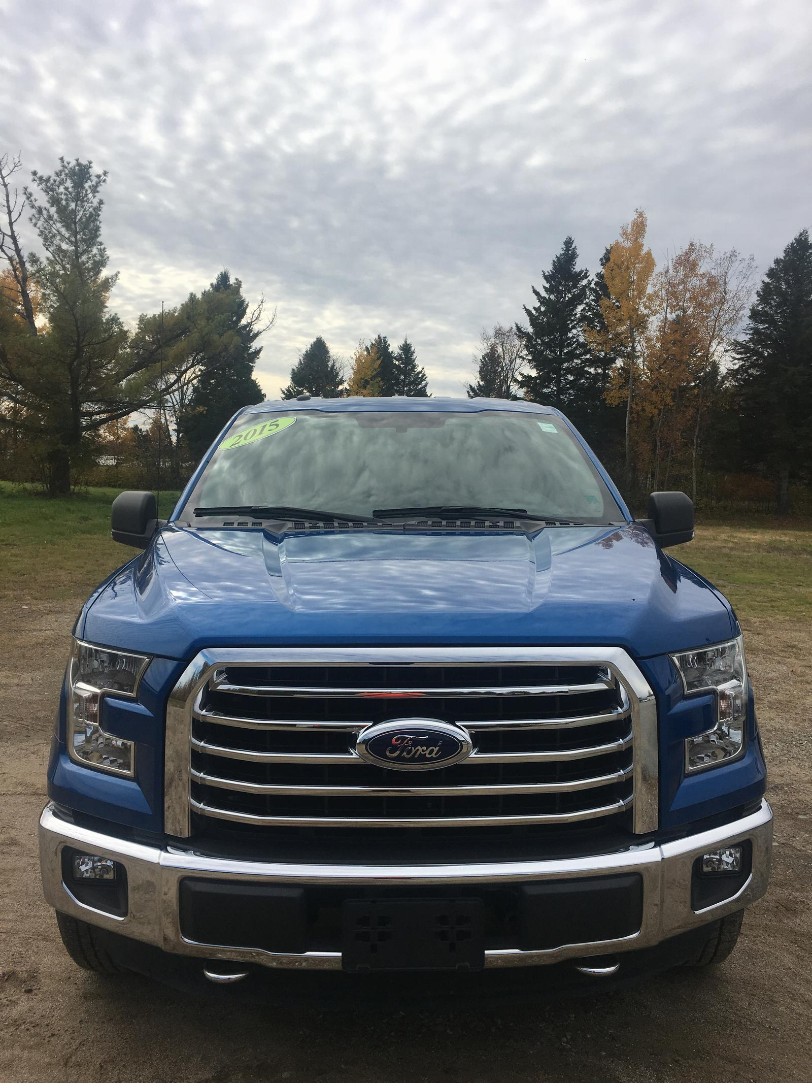 2015 Ford F-150 XLT #MM703