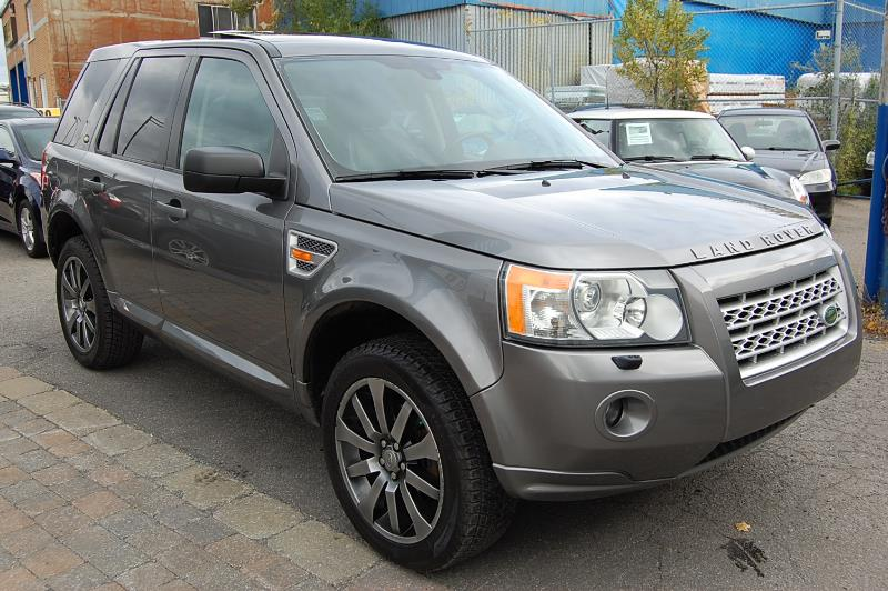 2008 Land Rover Lr2 Hse Awd Toit Ouvrant Double Bluetooth