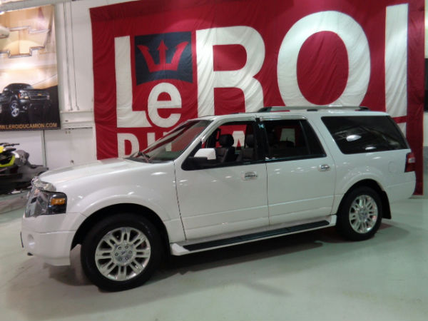 ford expedition max limited 4x4 tv dvd 8 pass 2011 occasion vendre saint eustache chez le roi. Black Bedroom Furniture Sets. Home Design Ideas