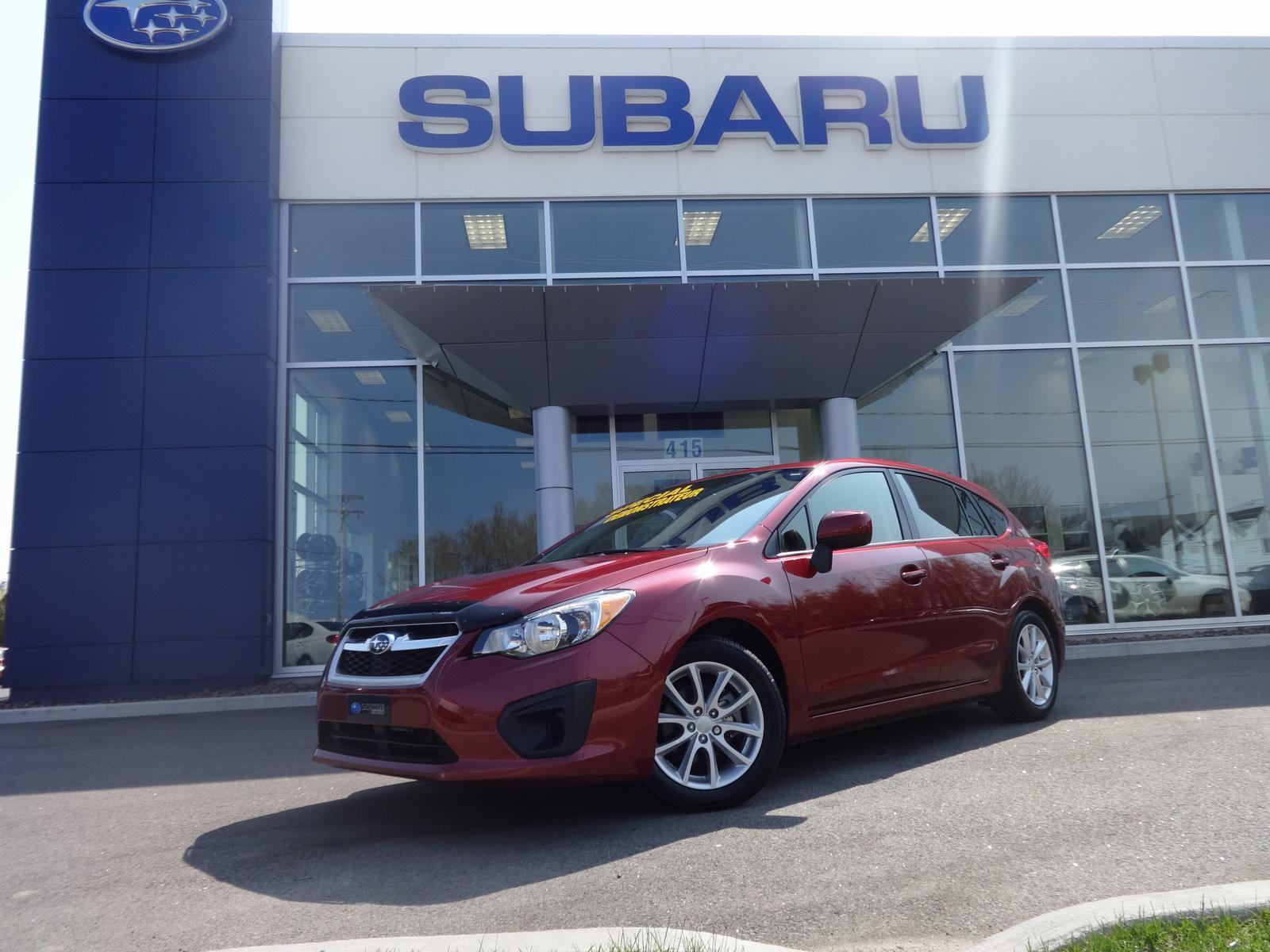 Subaru Impreza 5  WOW 37000 KM 2014 2.0i w/Touring Pkg #14-303