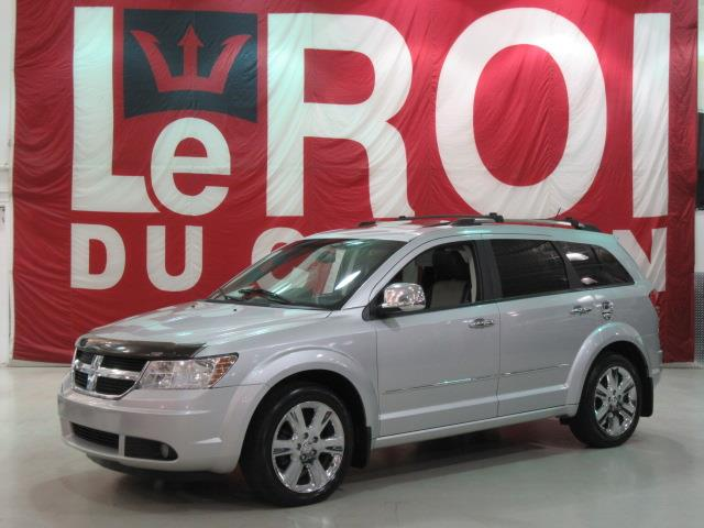 Dodge Journey 2009 R/T AWD 7 PASS NAVI TV/DVD #A5893-1-1