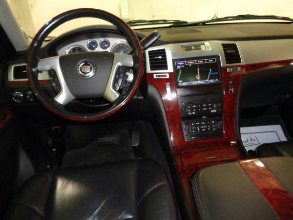 Cadillac escalade ultra luxruy navi 2011 occasion vendre for Escalade interieur quebec