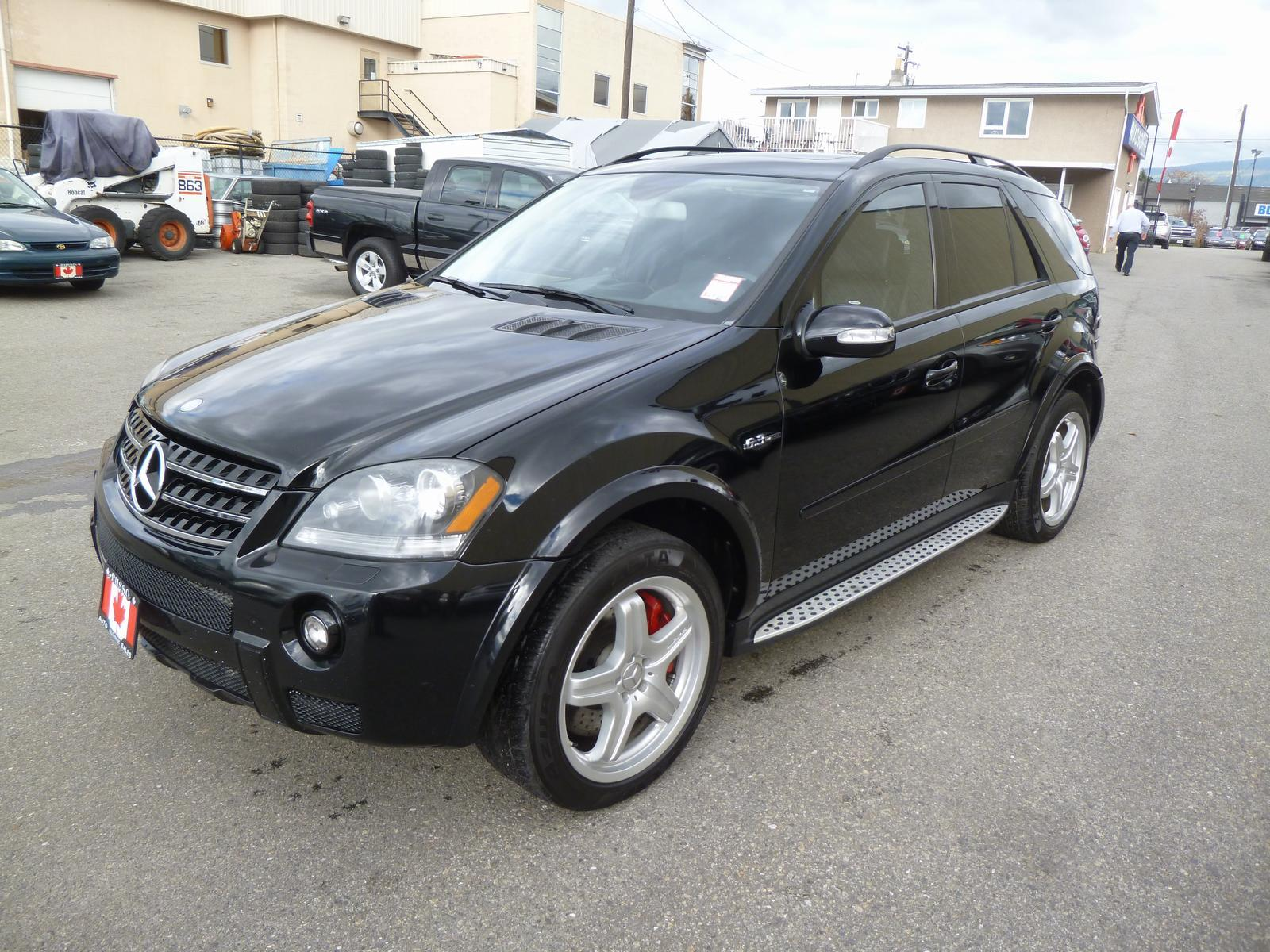 2007 Mercedes-Benz M-Class ML63 AMG.....SOLD..... #B0332