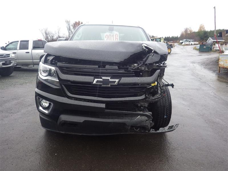 2016 Chevrolet Colorado Lt Crew Used For Sale In Vallee Jonction At