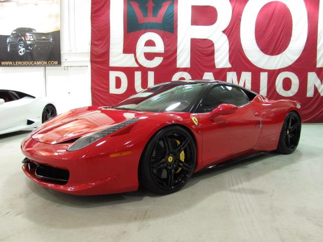 Ferrari 458 2011