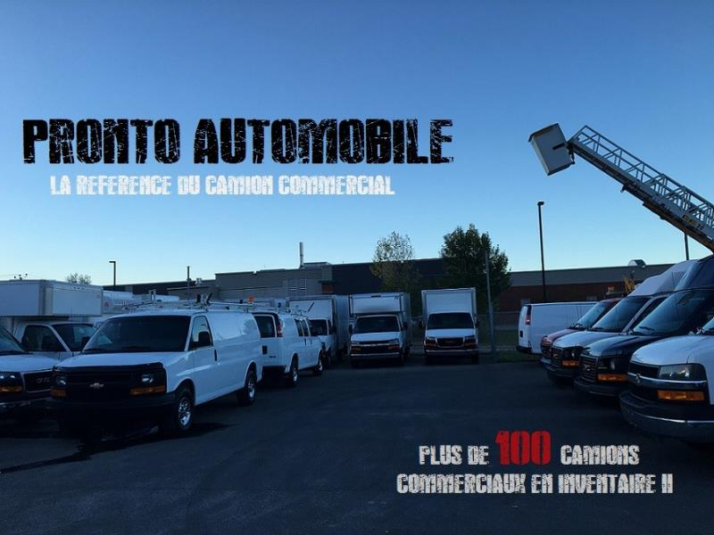 GMC Savana 2012 Gmc savana Chevrolet express Ford econoline Cube  #E-1001
