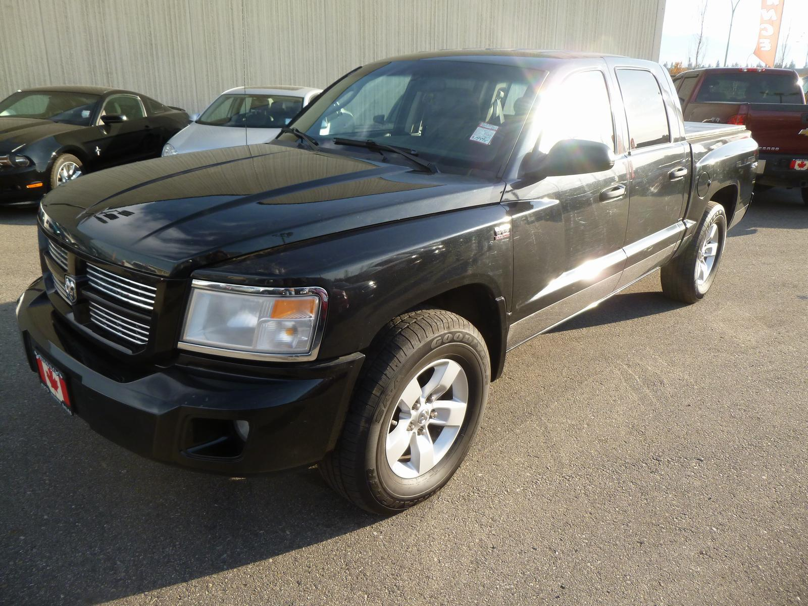 2010 Dodge Dakota SLT 4X4 #A7910