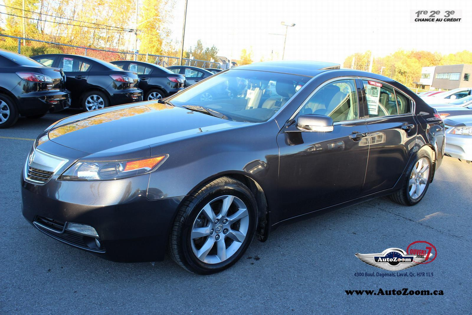 Acura TL 2012 #A3629