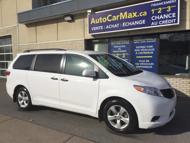 Toyota Sienna CAM DE RECUL-SHOWROOM-MEILLEURE PRIX DU MARCHÉ 2016 Unknown automatic of 29 000 km