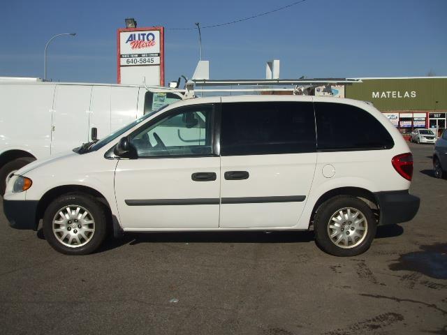 Dodge Caravan C-V 2007