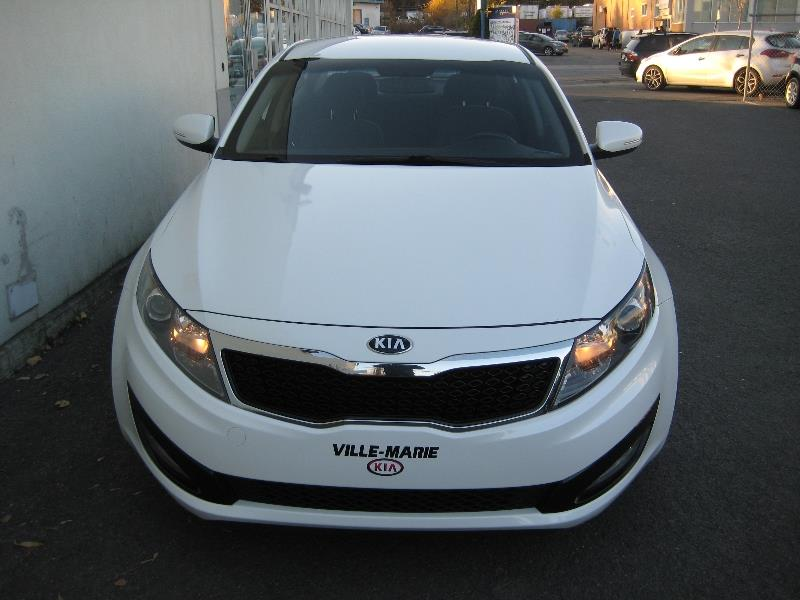 kia optima 2013 used for sale ville marie kia montr al. Black Bedroom Furniture Sets. Home Design Ideas
