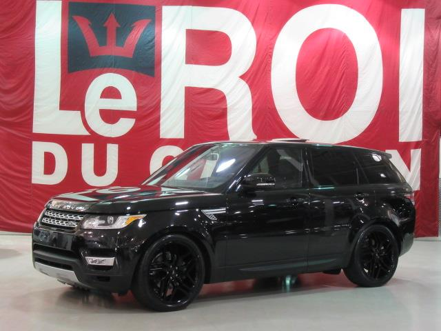 Land Rover Range Rover Sport 2016 4WD Td6 HSE DIESEL #ASD855