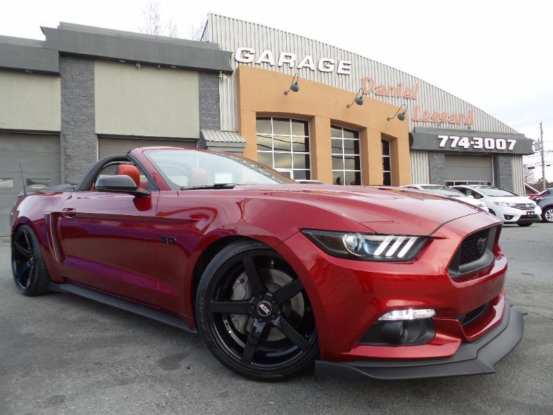 Ford mustang gt plus de 10000 en ajouts jamais for Garage ford le plus proche