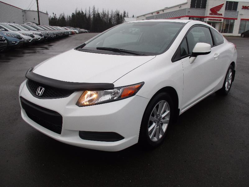 2012 Honda Civic Cpe 2dr Auto EX #h16552a