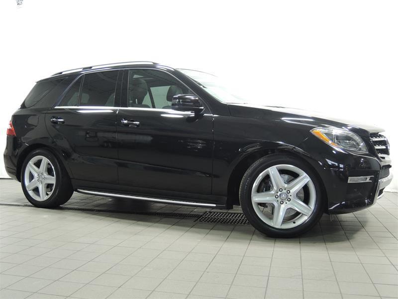 Mercedes-Benz ML550 2014