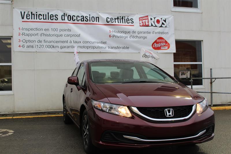 Honda Civic Sedan 2013