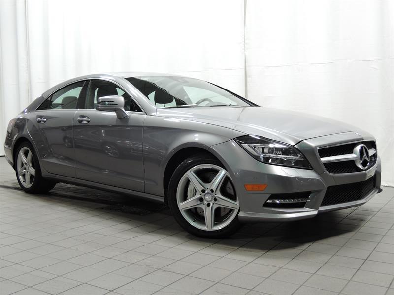 Mercedes-Benz CLS550 2012